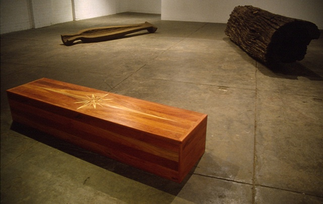 Vestiges (installation view)