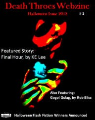 Death Throes Webzine #1 from Death Throes Publishing