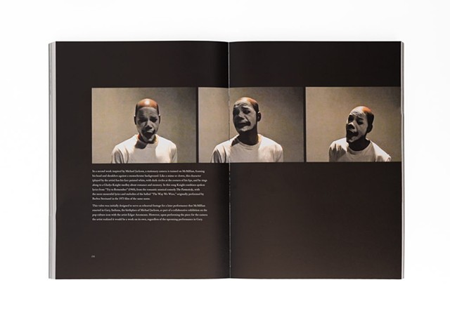 """An Index of Performance-Based Work"" in Rodney McMillian: History is Present Tense"