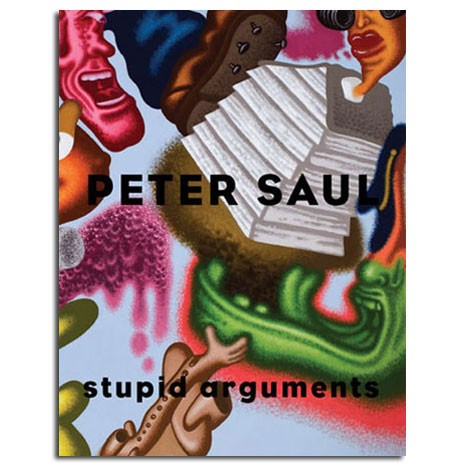 Peter Saul: Stupid Arguments (Corbett vs. Dempsey, 2011)