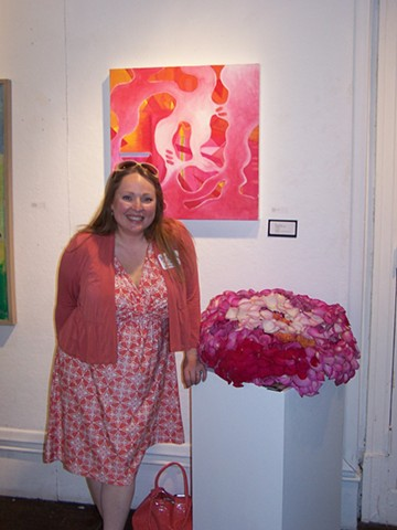 Art in Bloom, Cheltenham Center for the Arts