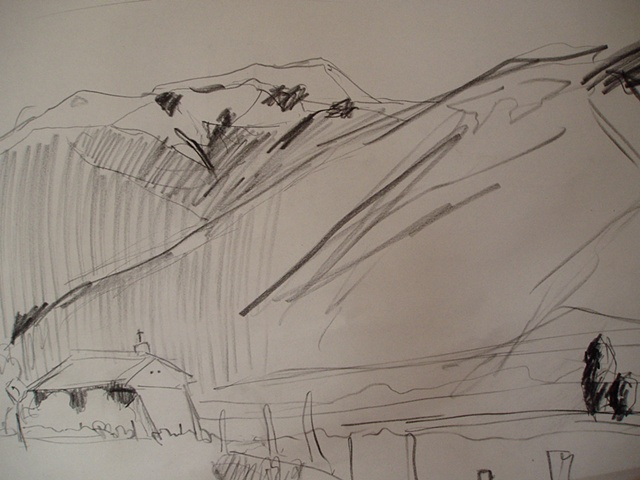 Sangre Sketch 1