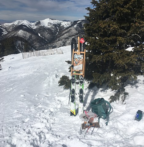 Taos Ski Valley, West Basin
