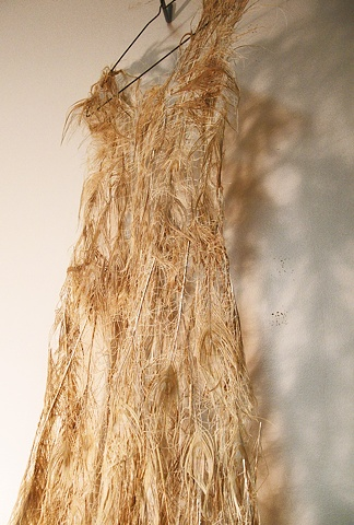 Leftover Marrow Dress (detail)