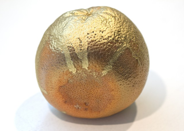 Painted Grapefruit