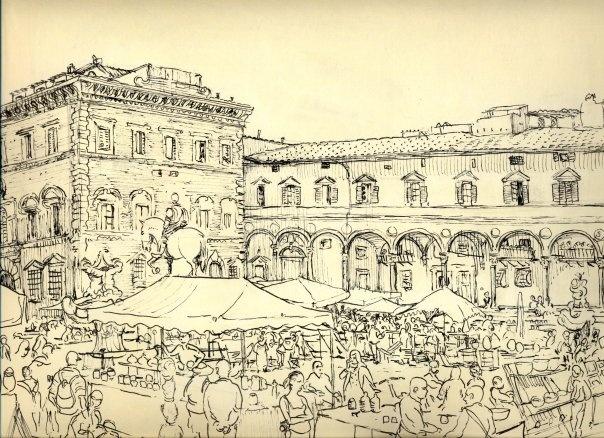 S. Annunziata, Firenze