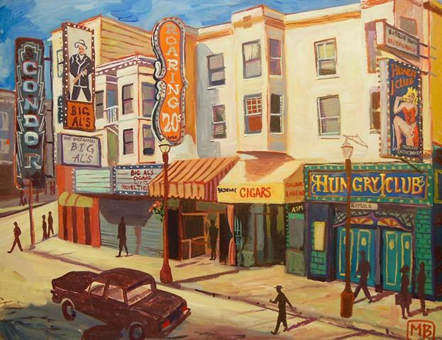 Broadway, North Beach