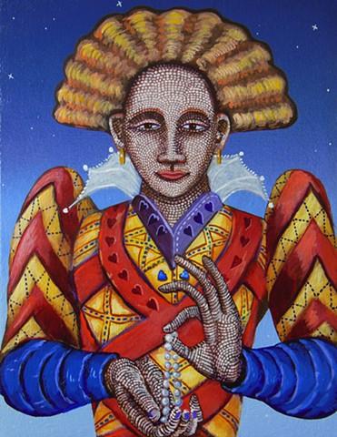Queen of Pearls