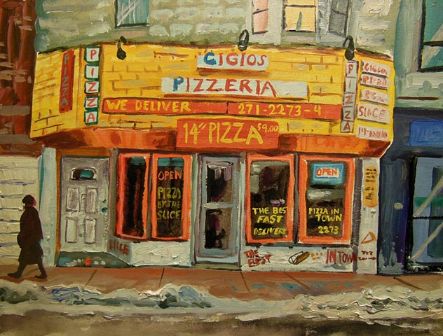 Gigio's Pizza, Uptown