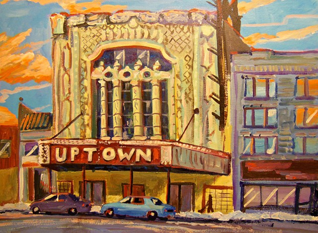 Uptown theater!