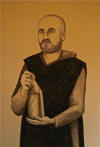 Monastic Beer, Monk Pantocrator
