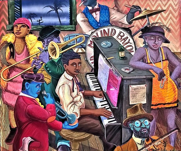 storyville jazz