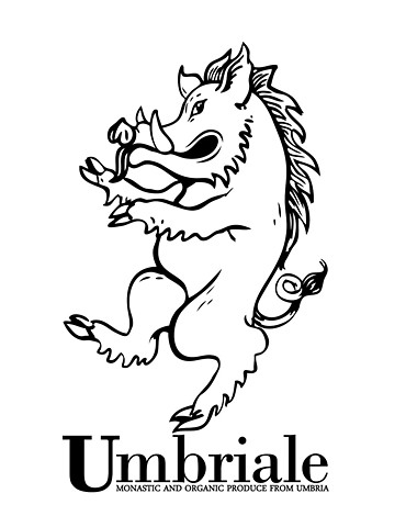 Umbriale Logo for Monastic Imports