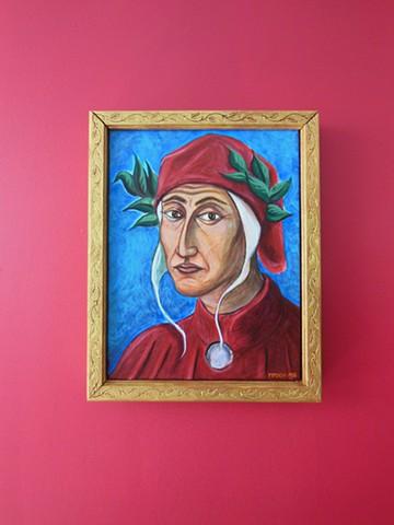 Dante Framed