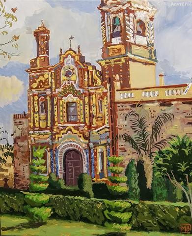 San Francesco Acatepec, Tonanzitla