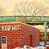 Terry's Red Hot, North Ave. 30 Degrees