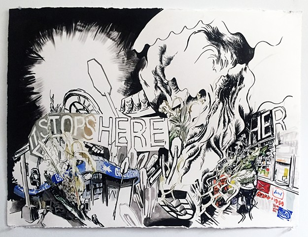 Untitled (It Stops Here)