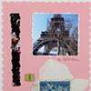 Eiffel in Spring