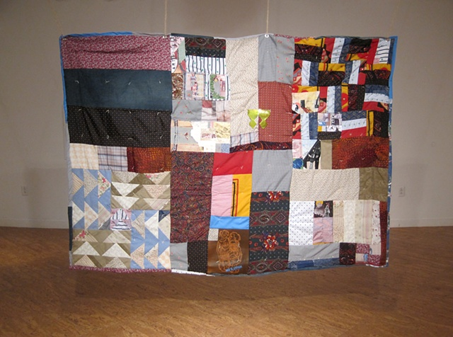 The Community Quilt Project - Front