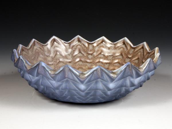Medium Blue Bowl