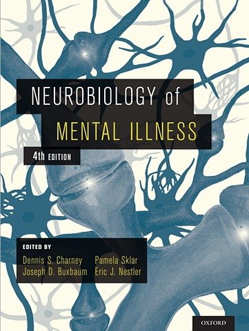 "Cover for ""The Neurobiology of Mental Illness"""