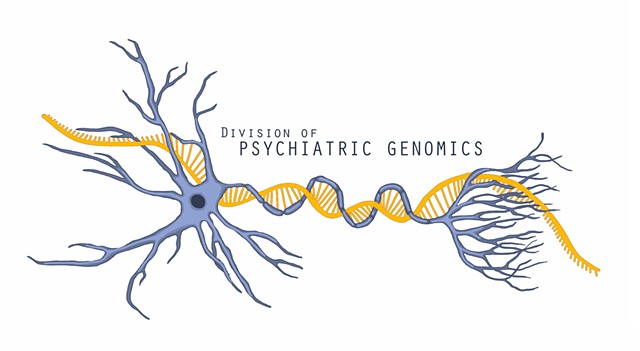 Logo for Icahn School of Medicine Division of Psychiatric Genomics