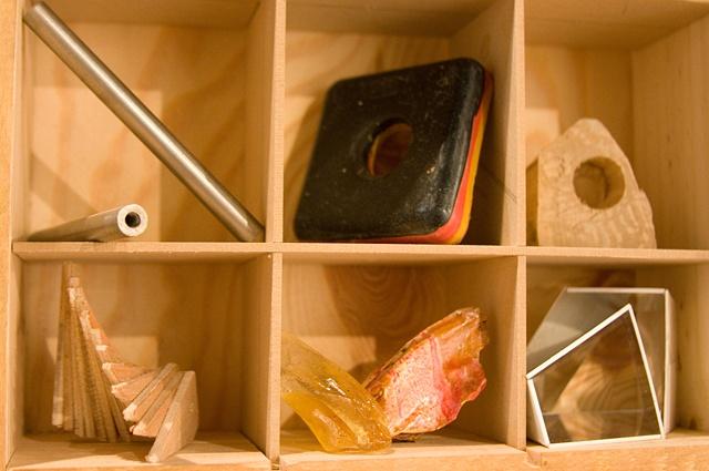 Sample's - mini cabinet