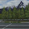 Tetons Parking Lot