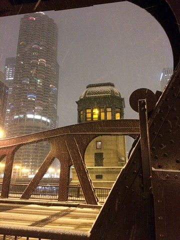 Clark Street Bridge, Chicago