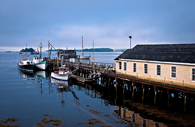 Boothbay Harbour - Maine