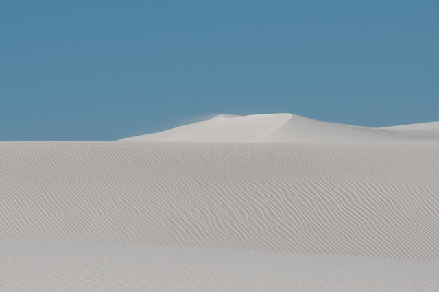 Dunes and Wind