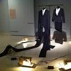 """Unsewing Inequalities (2011) presented in """"Los desalojados, colectiva de los artistas moradores del área"""", Museo de Arte de Caguas. Curated by Elsa María Meléndez"""