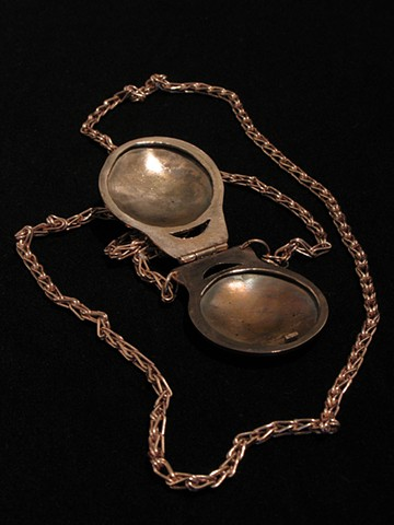 Locket by Advanced Metals student