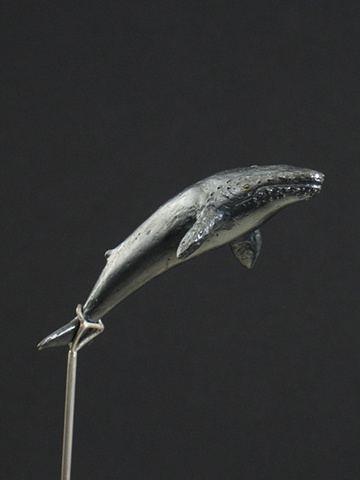 The Things We Hold: Blue Whale (detail)