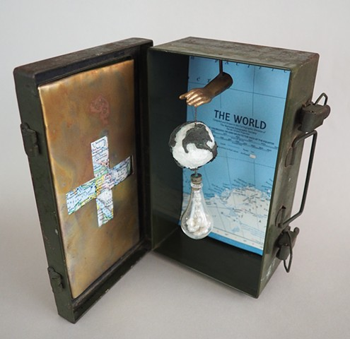 The Things We Hold: Prayerbox for the World