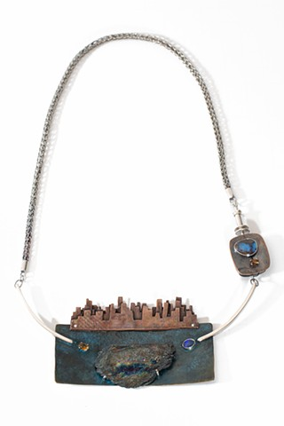 Fracking Necklace #3