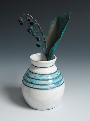 Electroformed Lily of the Valley by Jenny Darby
