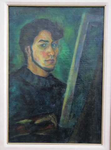 Self Portrait © 1958