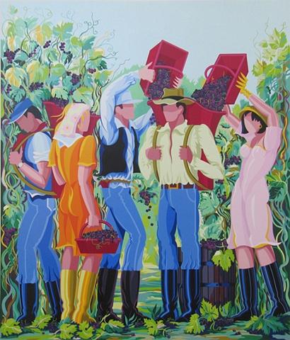 Harvest Time © 1991