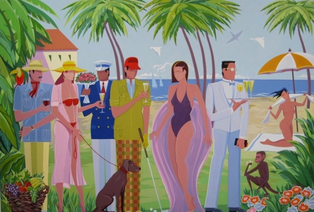 Tropical Paradise © 2008