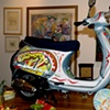 The Vespa - Commission for The Retreat Charity Event (1) © 2006