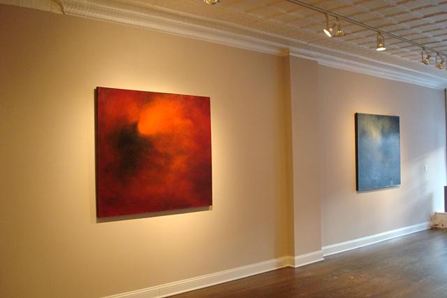 Solo Show at s.h.e. gallery