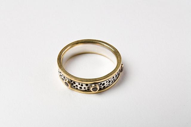 Elise Stack's engagement ring