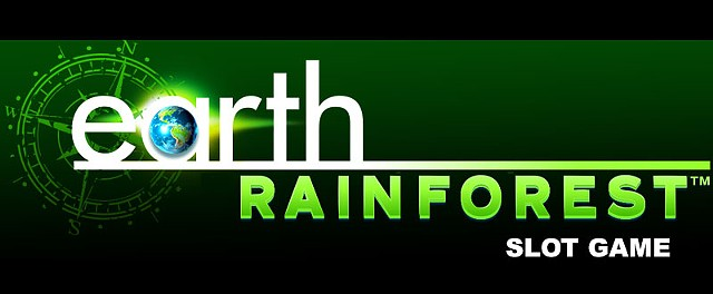 Earth: Rainforest slot game art