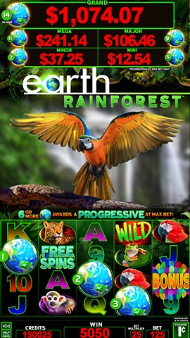 Earth: Rainforest basegame