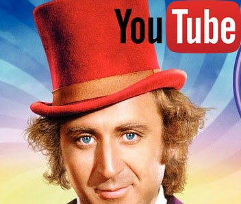 Willy Wonka Pure Imagination slot game promo video