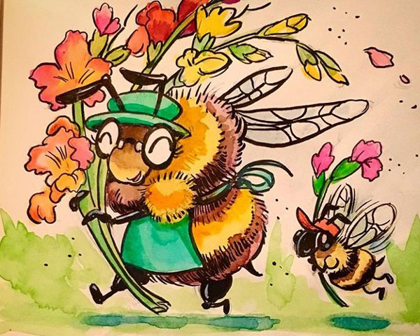 Speedy Bee Flower Delivery