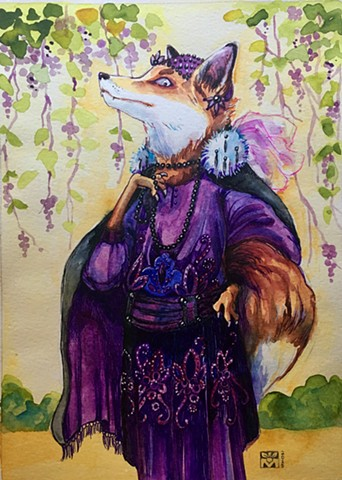 Dowager Fox
