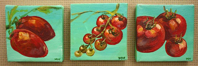 Tomatoes, Horizontal