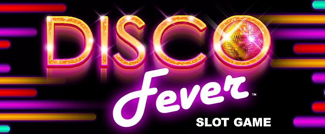 Disco Fever slot game art